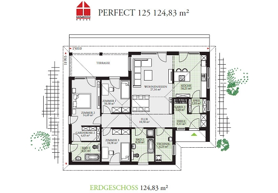 perfect 125. Black Bedroom Furniture Sets. Home Design Ideas